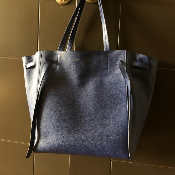86299fd738a2 Celine Handbags - SMALL CABAS PHANTOM IN SOFT GRAINED CALFSKIN
